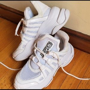 Jeffrey Campbell White Sneakers